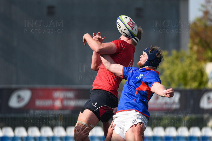 BUCURESTI - WORLD RUGBY U20 TROPHY - NAMIBIA-HONG KONG