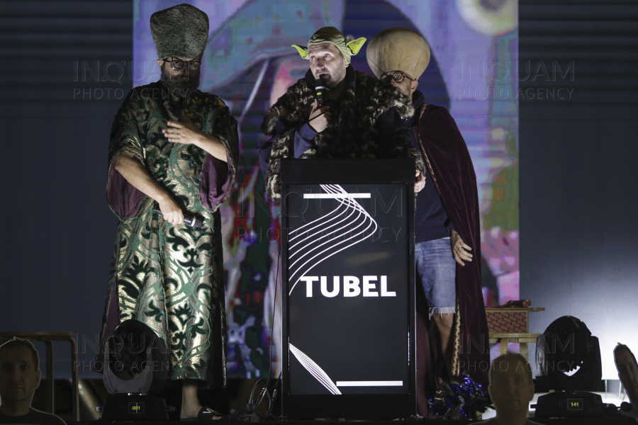 BUCURESTI - LOCALE 2020 - EVENIMENT DE CAMPANIE - TUDOR SCHINAGEL - 19 SEPT 2020