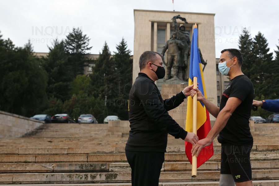 BUCURESTI - STAFETA VETERANILOR - ETAPA VII - 16 OCT 2020