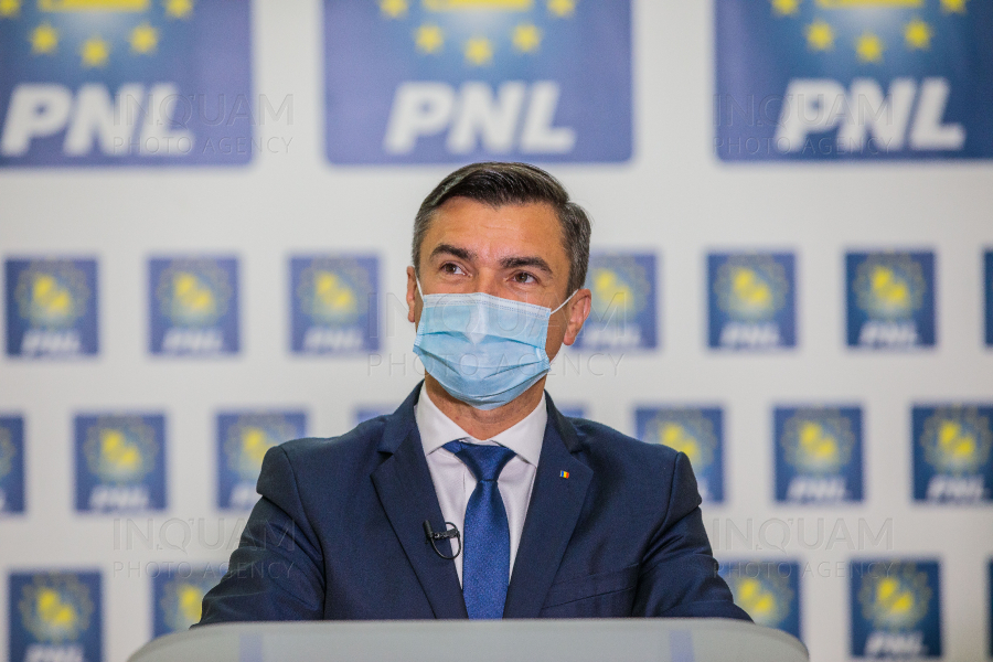 IASI - LOCALE 2020 - EXIT POLL - PNL - 27 SEPT 2020