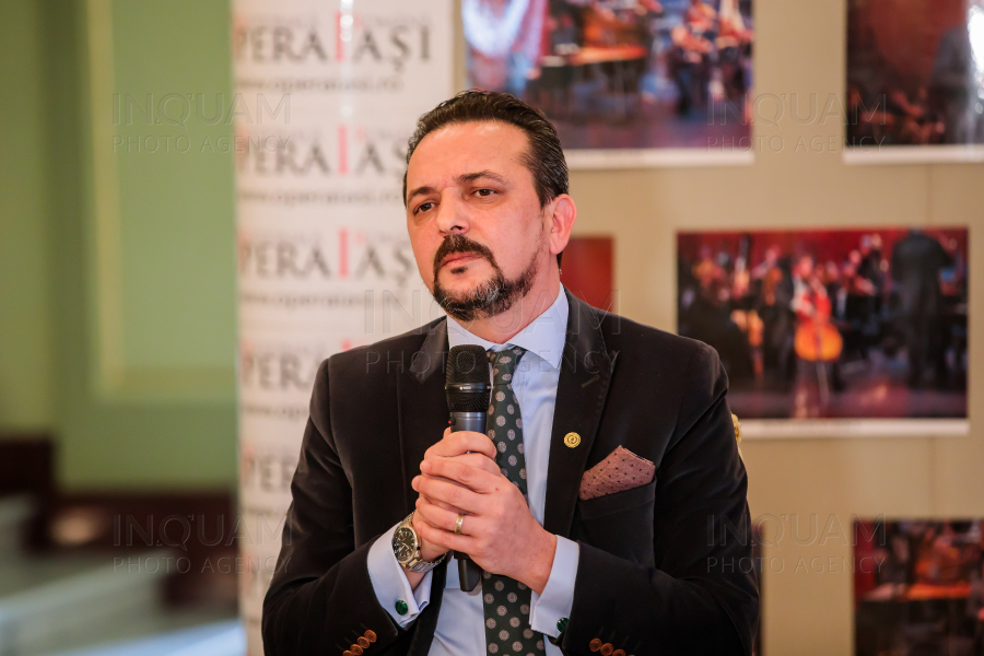 IASI - OPERA NATIONALA - MANAGER INTERIMAR - 5 MAR 2021